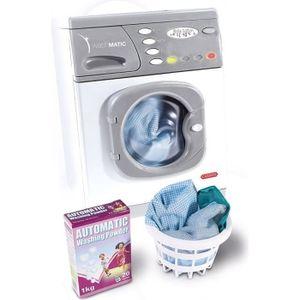 Laundry Simulation Set salle de bain lavage et séchage machine Tissu à Repasser Jouet Filles