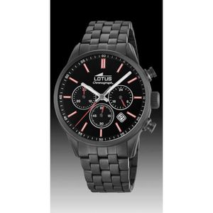 bd7fd806e07f MONTRE Montre Homme Lotus - 18668 3 - Collection Chrono C
