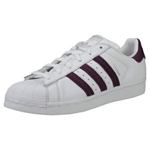 adidas superstar foundation blanche
