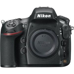 APPAREIL PHOTO RÉFLEX Appareil photo numérique reflex Nikon D800 Noir