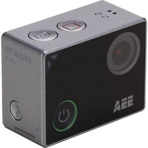 CAMÉRA SPORT PNJ CAMLYFESILVER Action cam - 4K/Ultra HD - Wi-Fi