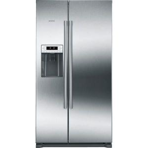 RÉFRIGÉRATEUR CLASSIQUE Réfrigérateur américain SIEMENS KA90DAI30