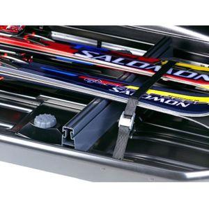 COFFRE DE TOIT THULE Adaptateur Porte-Skis pour Coffre 200 et 800