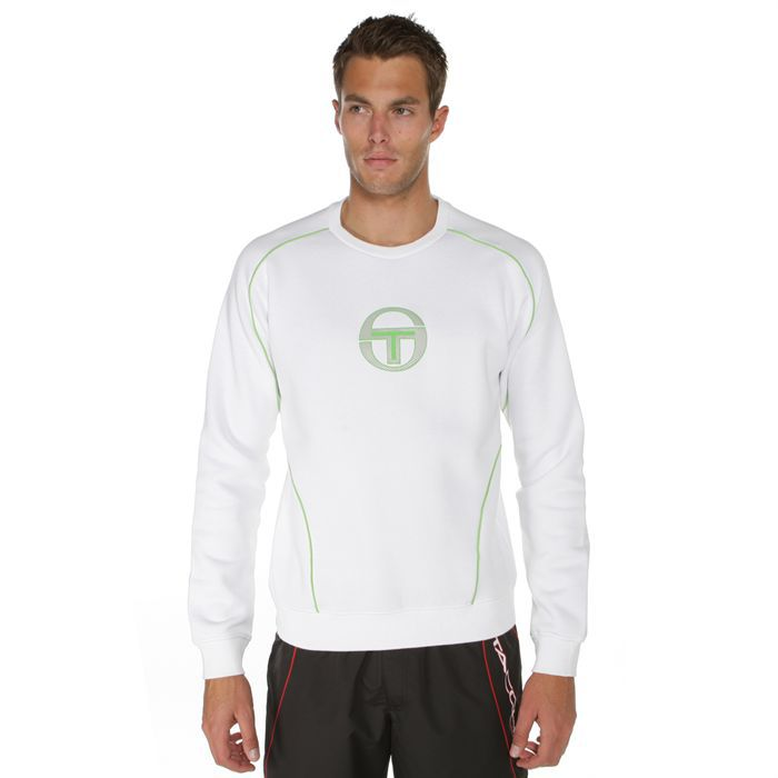 sergio tacchini sweat homme blanc achat vente sweatshirt s tacchini sweat homme cdiscount. Black Bedroom Furniture Sets. Home Design Ideas