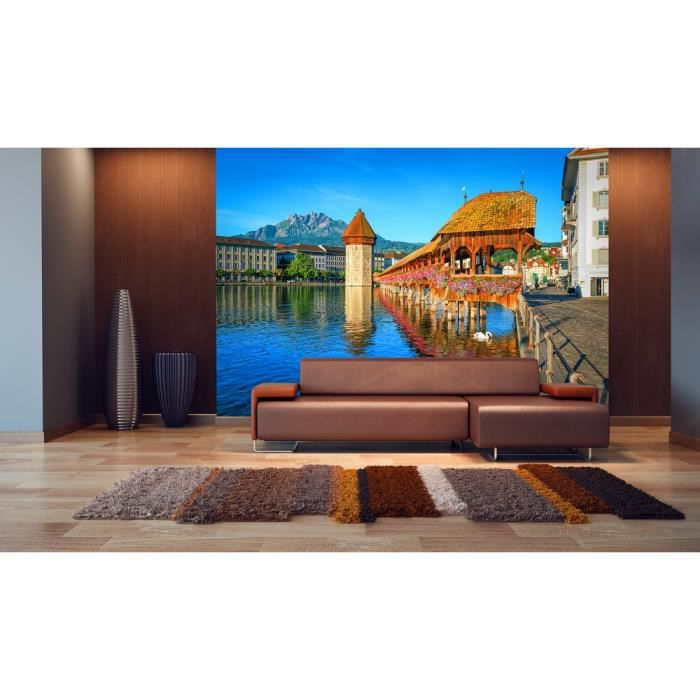 perfect affiche poster photo papier peint wall mural grand format x with poster mural grand format. Black Bedroom Furniture Sets. Home Design Ideas
