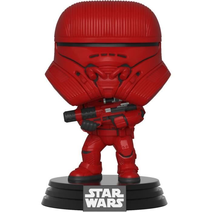 Figurine Funko Pop! Star Wars : Rise of Skywalker - Sith Jet Trooper