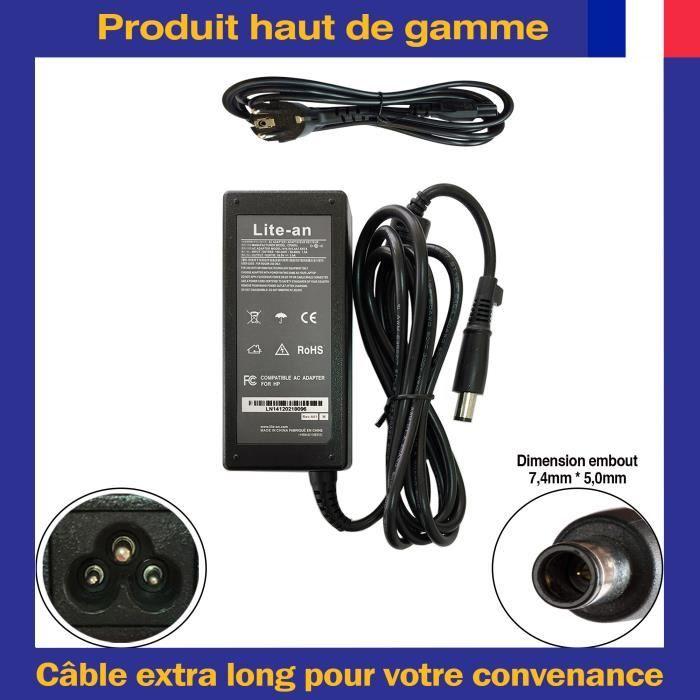 Chargeur Pour HP Envy m6-1105dx m6-1125dx Ordinateur PC Portable - Alimentation Adaptateur 65W 18.5V 3.5A