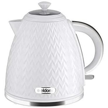 Bouilloire sans fil C265B 1,7 l, 2000 W, blanche, l'&eacutetoile de votre cuisine