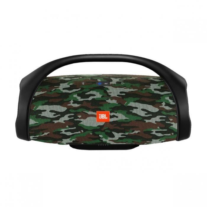 Enceinte Bluetooth portable JBL - BOOMBOX Camo Vert