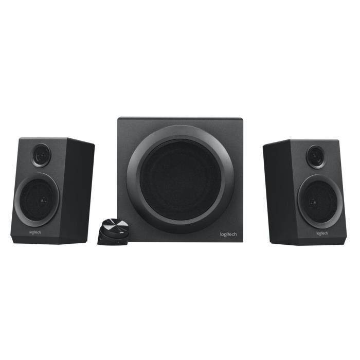 Logitech Z333 Enceintes PC-Stations MP3 RMS 8 W