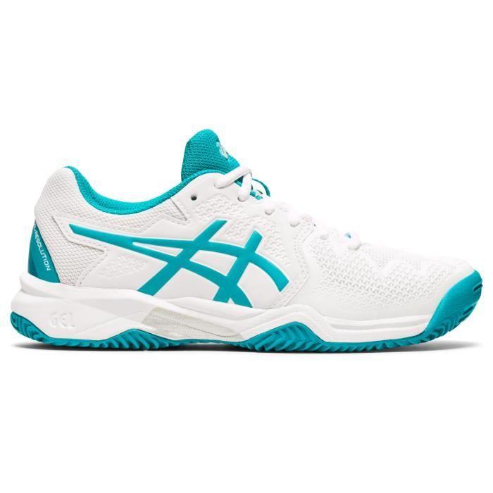 Chaussures de tennis junior Asics Gel-Resolution 8 Clay GS