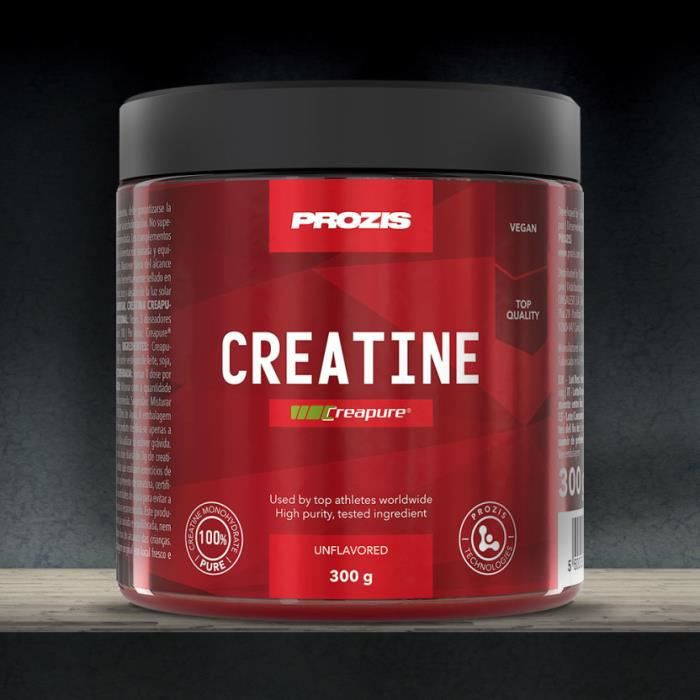 PROZIS - Creatine Creapure® 300 g - Naturel