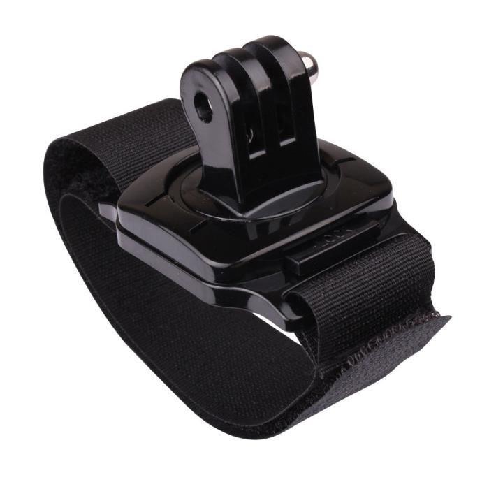 Poignet reglable Sangle Mont 360 degres de rotation pour GoPro Hero GoPro 1 2 3 4 Camera 3+