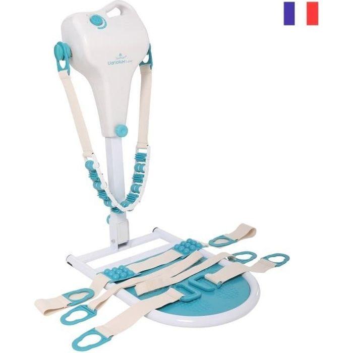 Masseur à Ceinture, Plaque vibrante, Variolux Super, Design Italien, 12 vitesses, 4 ceintures, Anticellulite, Prix bas spécial!