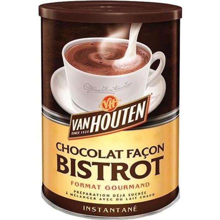 Van Houten Cacao Façon Bistrot 425g