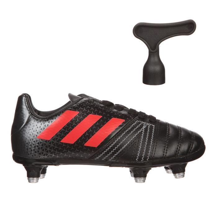 new appearance more photos wide varieties ADIDAS Chaussures de rugby All Blacks - Enfant garçon - Noir et jaune