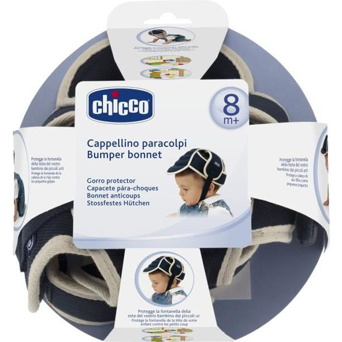 chicco bonnet de protection achat vente casque enfant. Black Bedroom Furniture Sets. Home Design Ideas