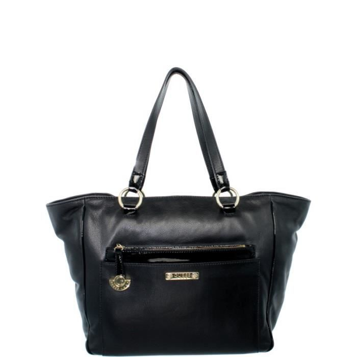 Sac main port paule adeline en cuir vachette guess ref for Meuble porte sac