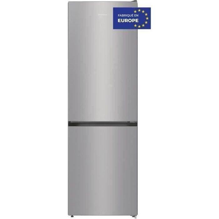 Hisense Rb410d4bd2 Refrigerateur Congelateur Bas 314l 206l 108l Froid Brasse Et Statique 185x60x59 2 Cm A Silver Achat Vente Refrigerateur Classique Hisense Rb410d4bd2 Refrigerateur Congelateur