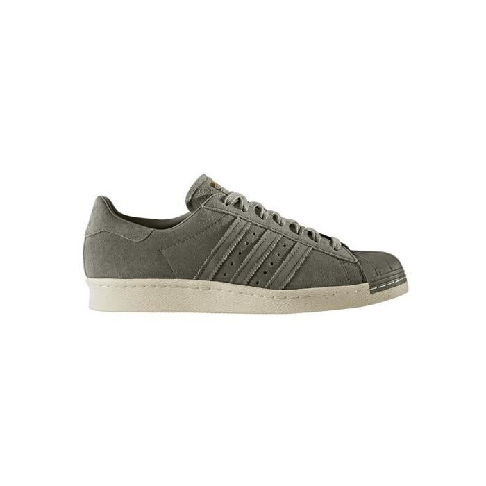 BASKET CHAUSSURES ADIDAS SUPERSTAR 80s MARRON BB2226