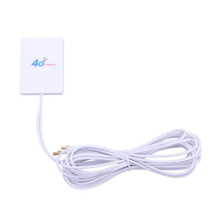 CÂBLE AUDIO VIDÉO 3G 28 dbi - 4G LTE signal d'antenne Booster Amplif