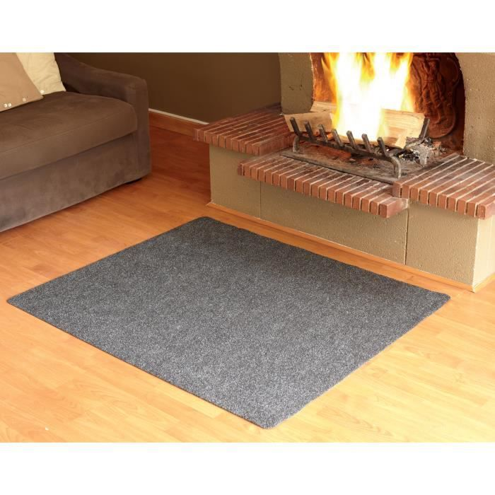 tapis anti feu achat vente tapis cdiscount. Black Bedroom Furniture Sets. Home Design Ideas