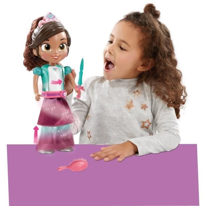 POUPÉE Nickelodeon NELLA PRINCESSE CHEVALIER Poupée Nella