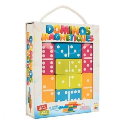 DOMINOS Magnetic Domino