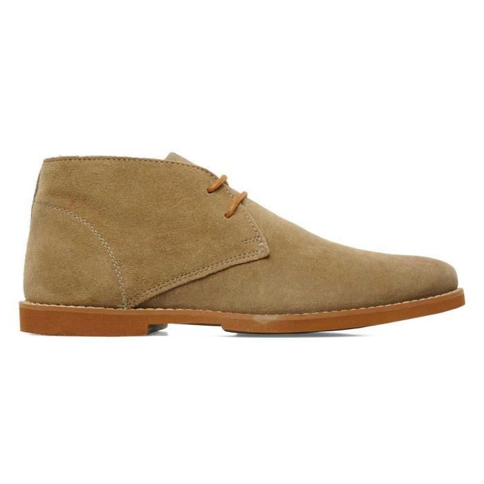 Chaussures Montante FRANCK WRIGHT Bridges leather Cocunut Homme Pointure 41