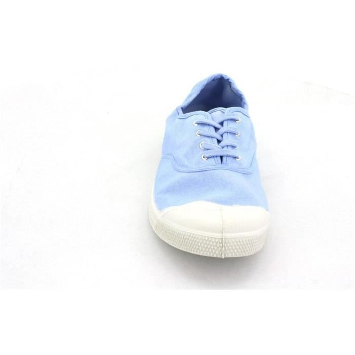Baskets Bensimon Tennis à lacets Bleu Clair chlLu3xa