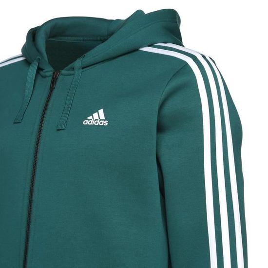 sweat adidas hommes vert