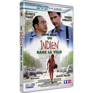 DVD FILM DVD Un indien dans la ville