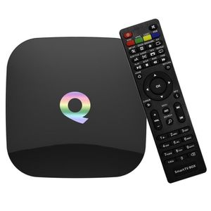 BOX MULTIMEDIA Android Smart TV Box Multimédia - Ethernet, Wifi,
