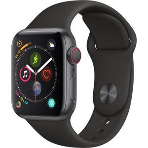 MONTRE CONNECTÉE AppleWatch Series4 GPS+Cellular, 40mm, Boîtier