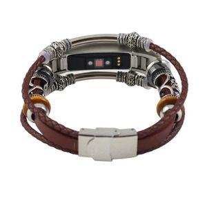 BRACELET MONTRE CONNEC. Remplacement bracelet en cuir Bracelet Bracelet ba