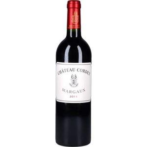 VIN ROUGE Vin Rouge - Château Cordet 2011 - Bouteille 75cl