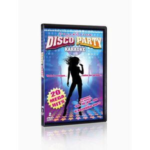 DVD MUSICAL Disco Party    (2 DVD)