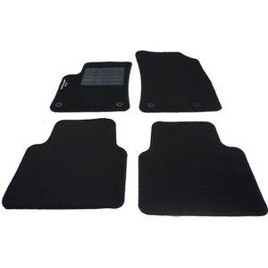 Ann/ée de Fabrication: 2017-2019 Just Carpets Tapis de Sol Voiture sur Mesure pour Votre C3 Aircross 4 Pieces Qualit/é: Caoutchouc