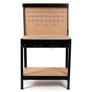 ETABLI - MEUBLE ATELIER Etabli d'atelier en bois et métal  999280