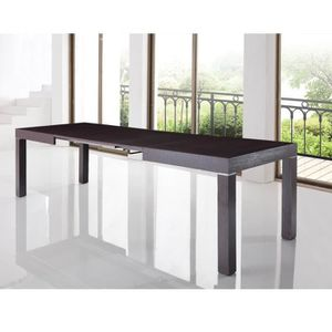 Table a manger 12 personnes achat vente table a manger for Table a rallonge 12 personnes