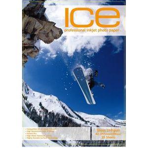 IMPRIMANTE ICE - A3 DUO GLOSS - Jet d'encre - PAPIER IMPRIMAN