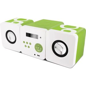 RADIO CD CASSETTE METRONIC 477180 Micro chaîne radio CD USB Gulli -