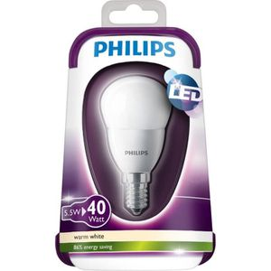 AMPOULE - LED PHILIPS Ampoule LED E14 5,5W équivalence 40W