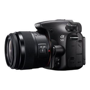 APPAREIL PHOTO RÉFLEX Sony α SLT-A58K Appareil photo numérique Reflex 20