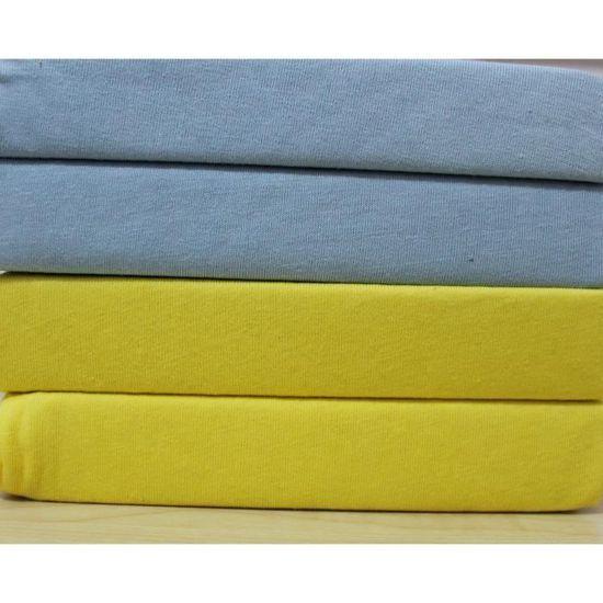 Bleu Dudu N pour lit en coton jersey Drap-housse Single Pack