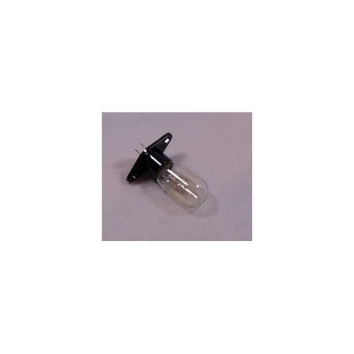 AMPOULE LAMPE 25W POUR MICRO ONDES LG VD5724003 - * 6912W3B002D 063.90.0010 - BVMPièces