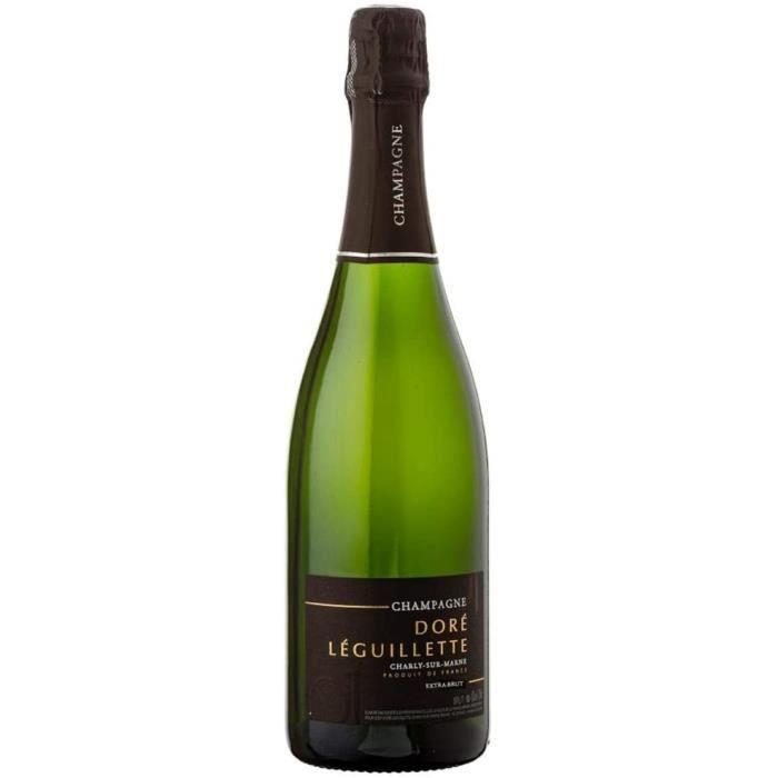 Champagne Doré Léguillette DS Extra Brut - 75 cl