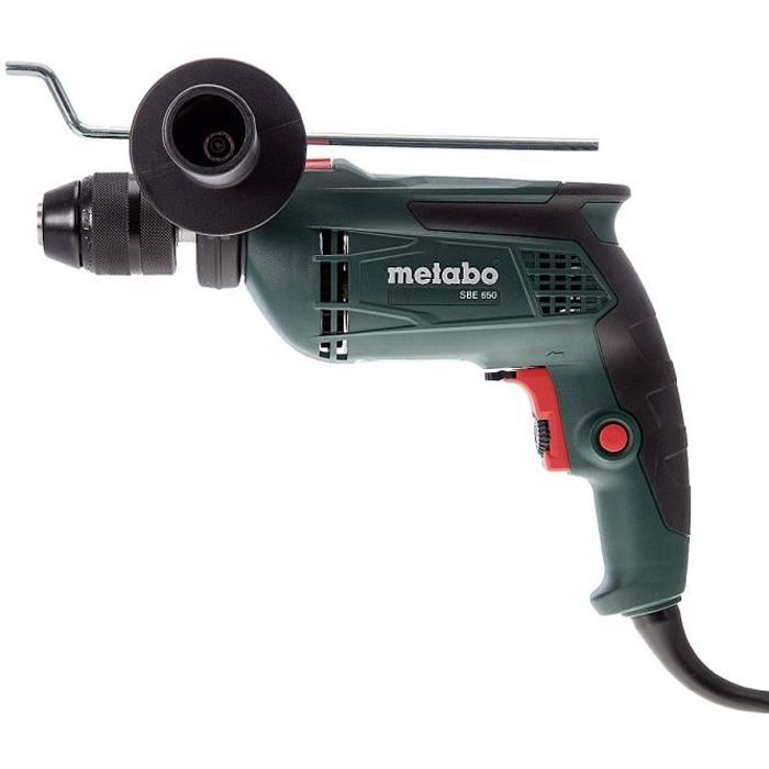 METABO Perceuse à percussion SBE 650 - 650 W