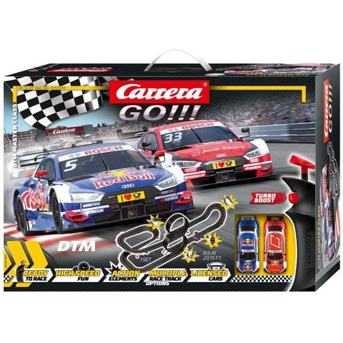Carrera GO!!! 62480 Coffret DTM Master Class