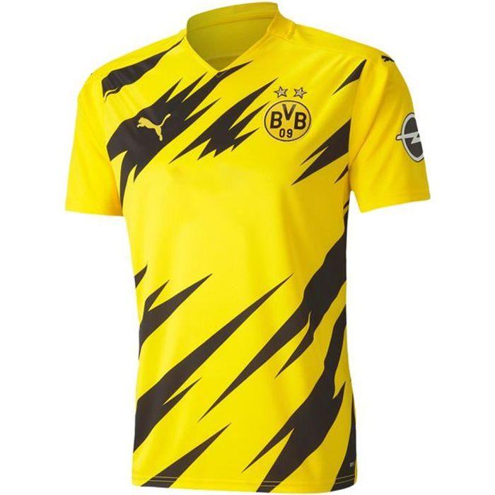 Maillot domicile junior Borussia Dortmund 2020/21